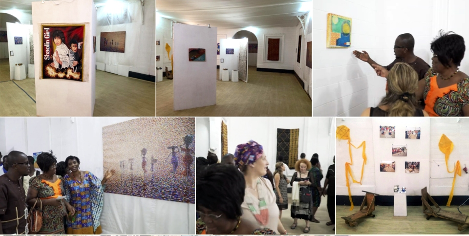 GhanaLife Exhibition images